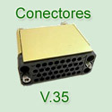6 CONECTORES VARIOS IN/OUT